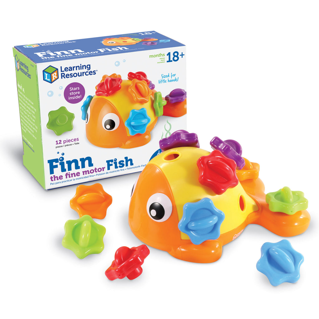 Finn The Fine Motor Fish