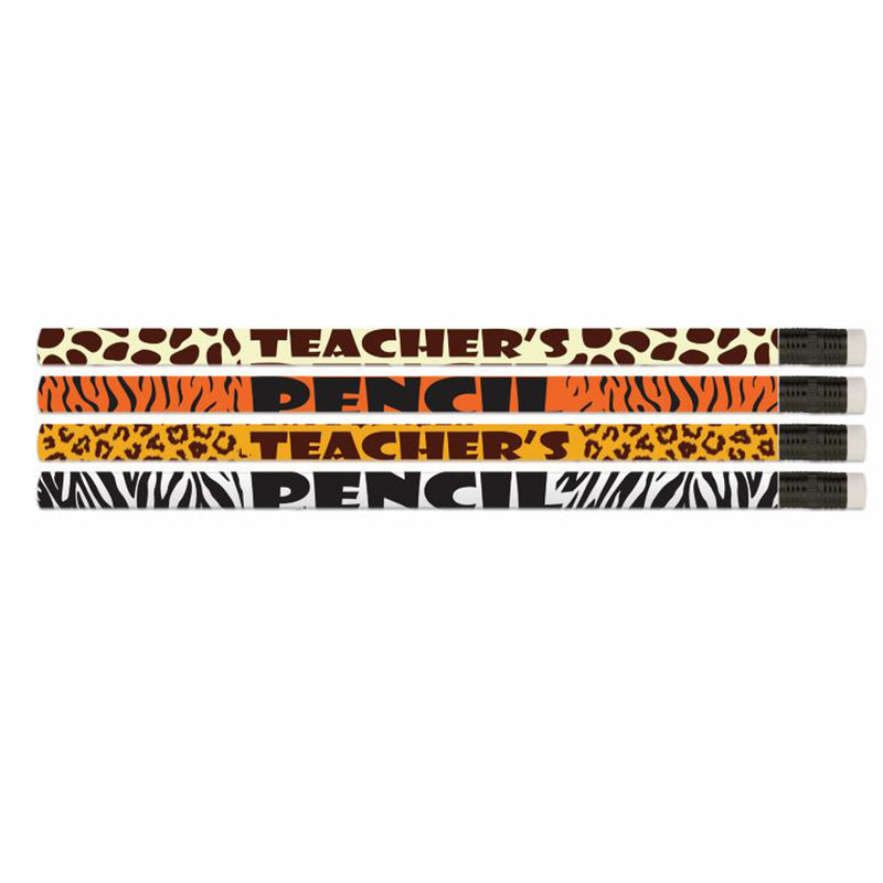 Safari Teacher Pencils Box Of 144