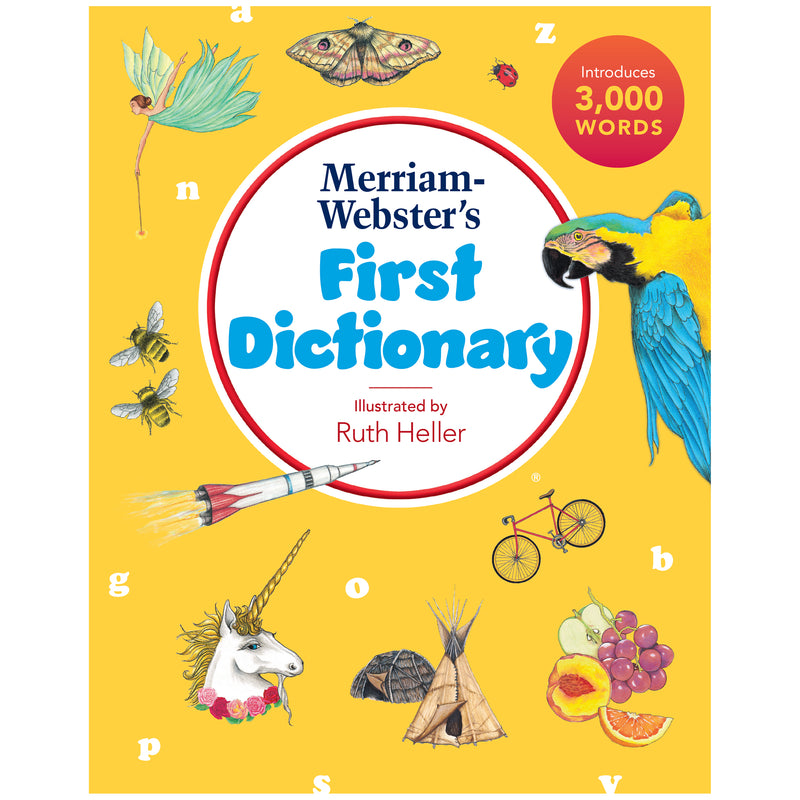 Merriam-websters First Dictionary New Edition