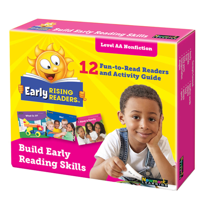 Early Rising Readers Set 1 Nonfiction Level Aa