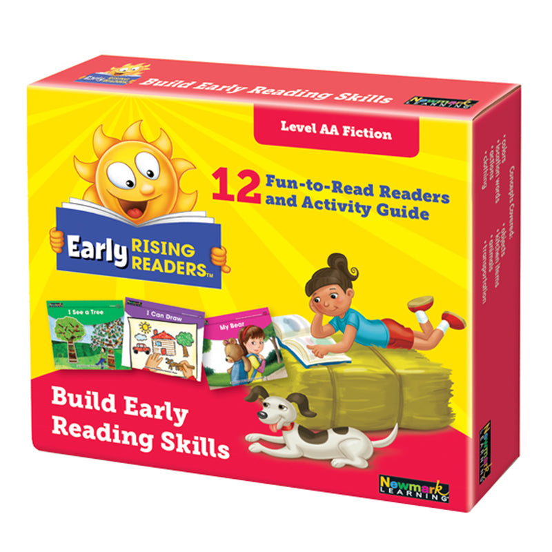 Early Rising Readers Set 2 Fiction Level Aa