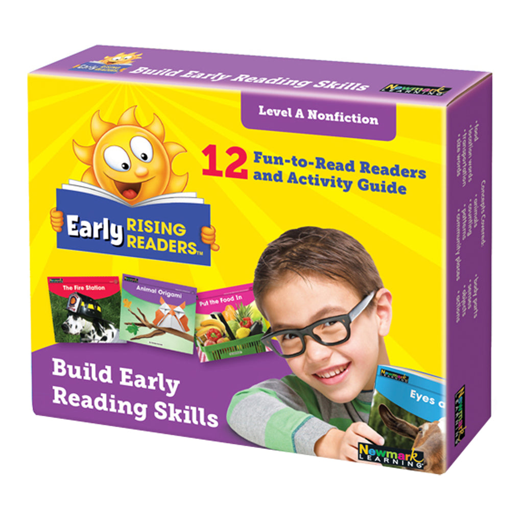 Early Rising Readers Set 3 Nonfiction Level A