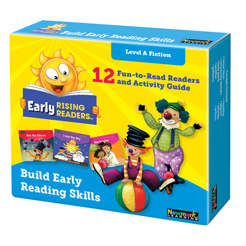 Early Rising Readers Set 4 Fiction Level A