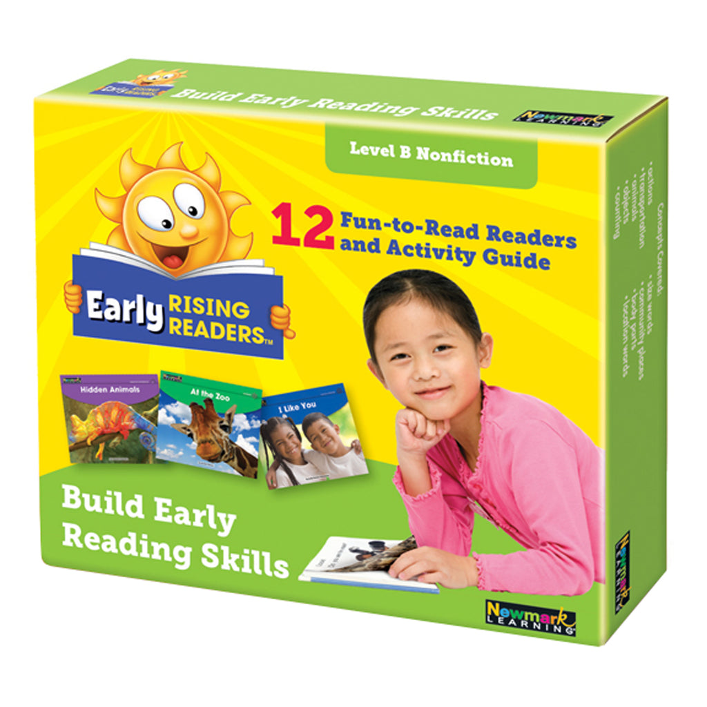 Early Rising Readers Set 5 Nonfiction Level B
