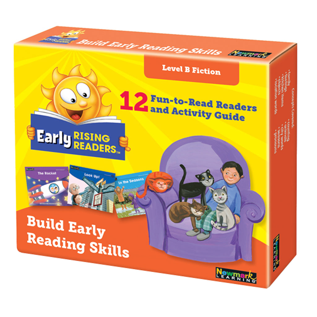 Early Rising Readers Set 6 Fiction Level B