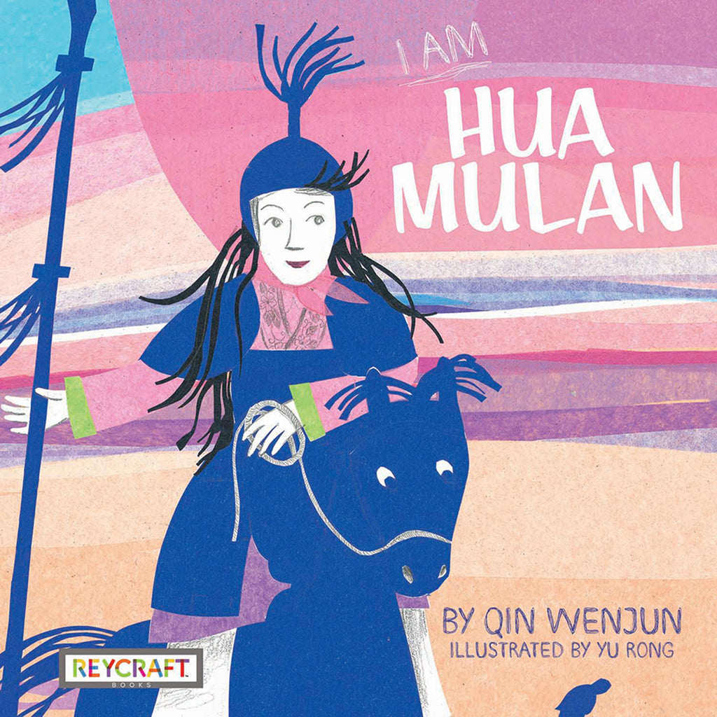 I Am Hua Mulan