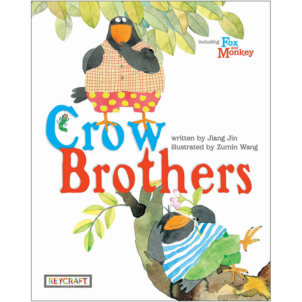 Crow Brothers Fox And Monkey