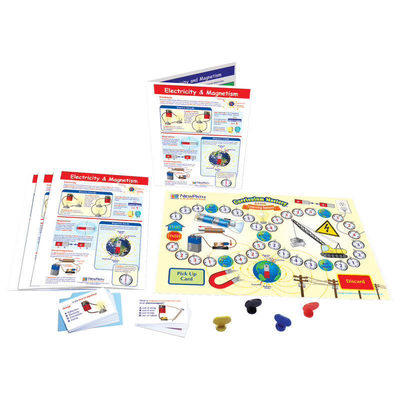 Electricity & Magnetism Learning Center Grades 3-5