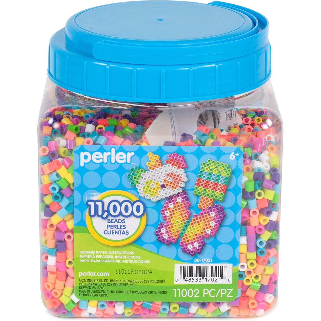 Perler Beads Summer Mix 11000 Beads
