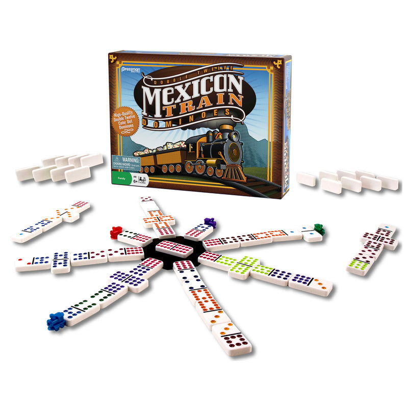 Mexican Train Dominos