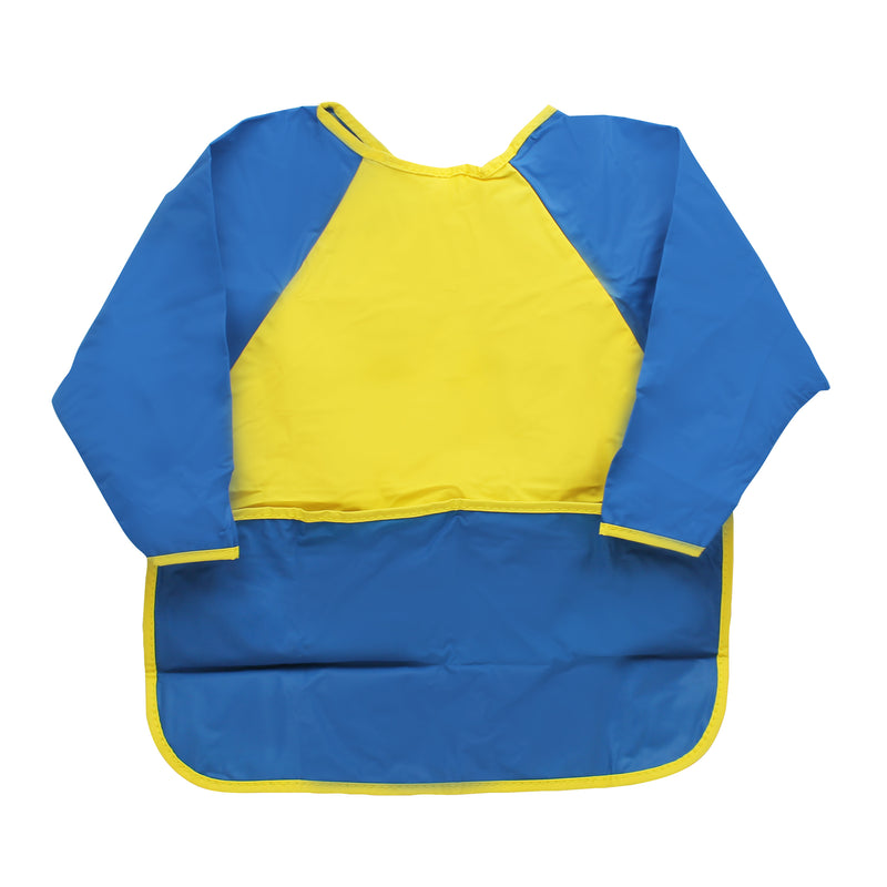 Kinder Smocks Long Sleeves Ages 2-3 W- Pocket