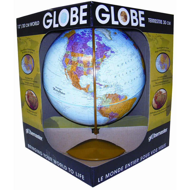 Explorer Globe 12in Display Package