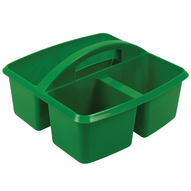(6 Ea) Small Utility Caddy Green