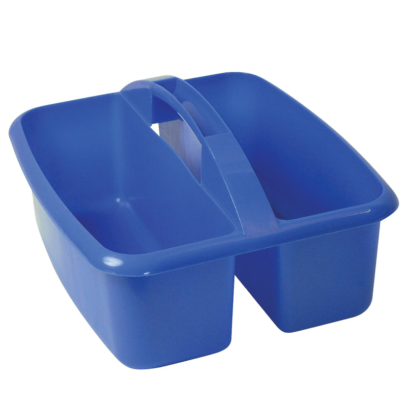 (3 Ea) Large Utility Caddy Blue