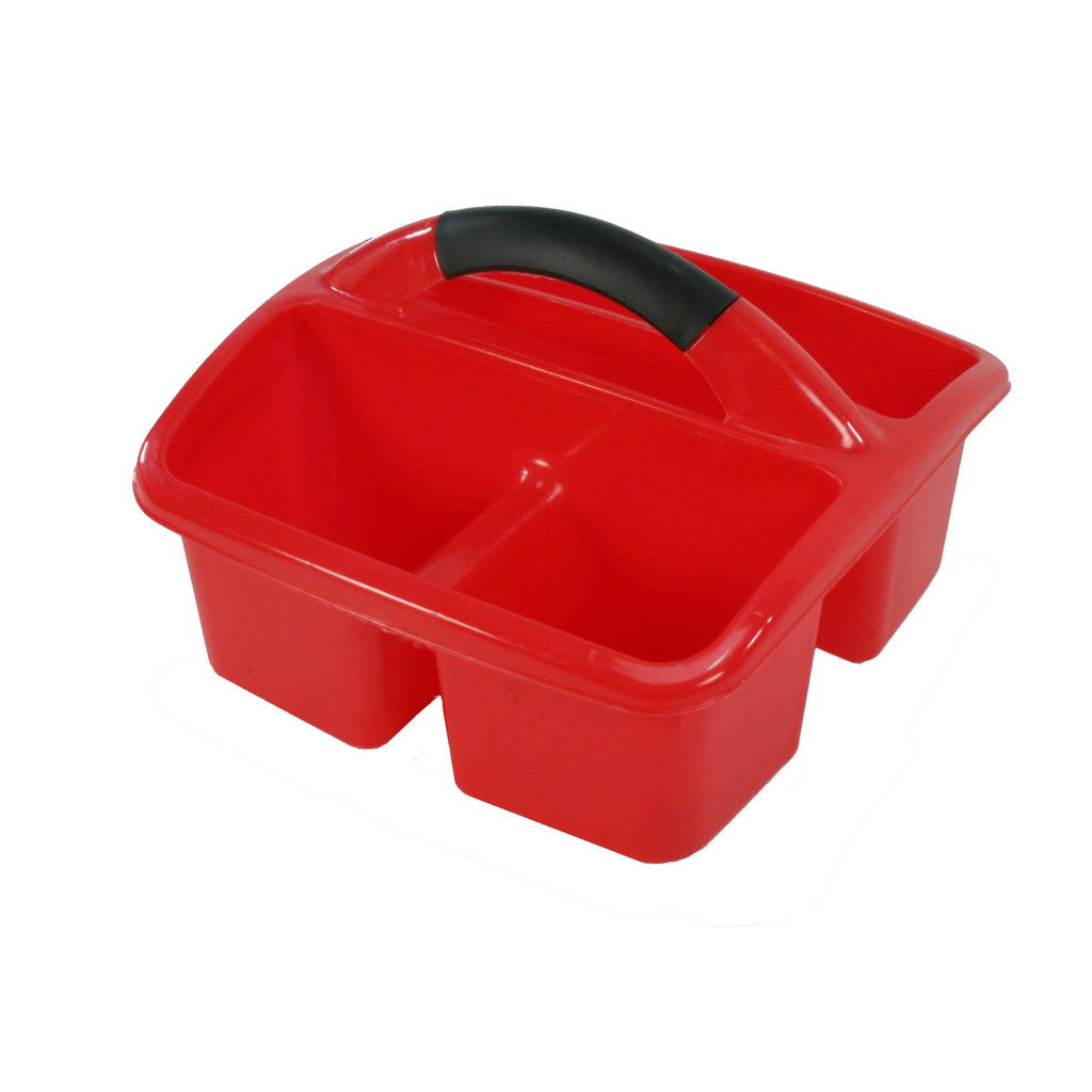 Deluxe Small Utility Caddy Red