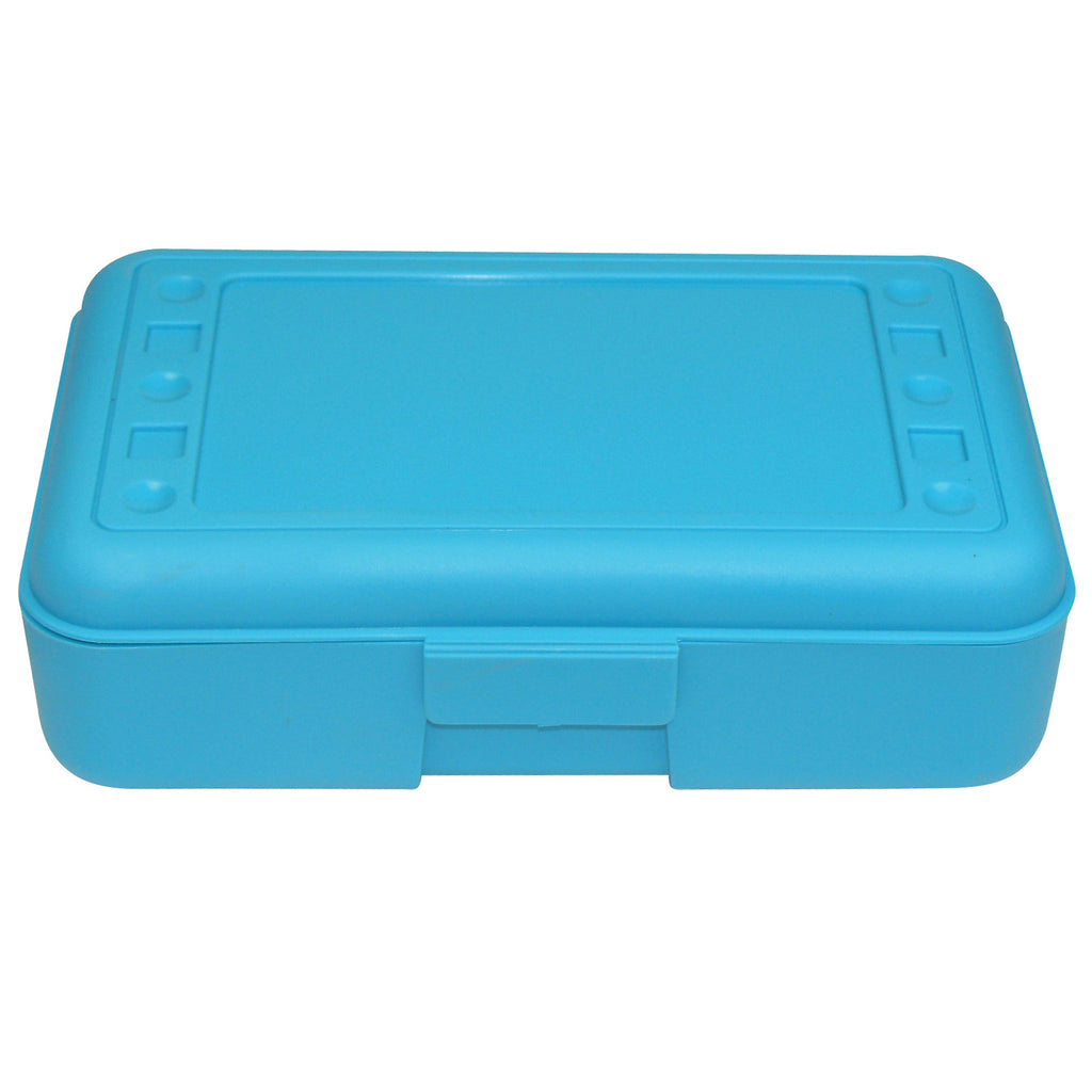 Pencil Box Turquoise