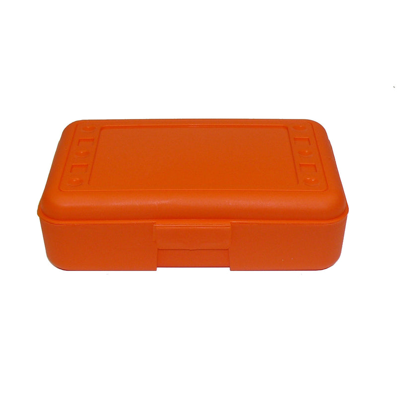 (12 Ea) Pencil Box Orange