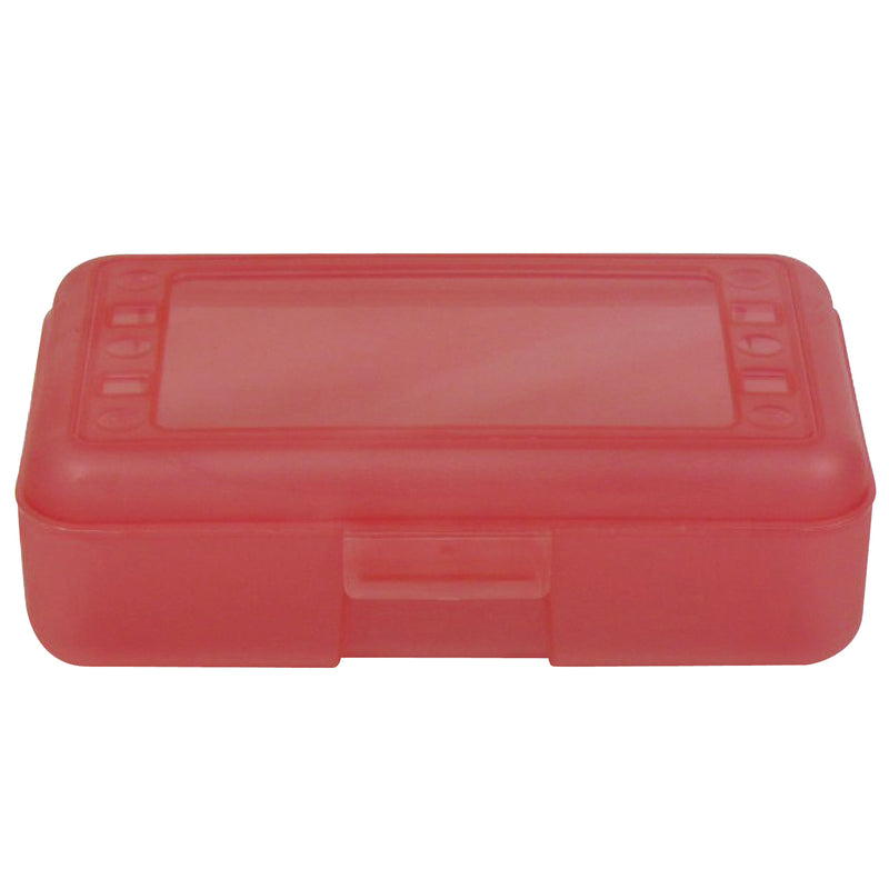 (12 Ea) Pencil Box Strawberry
