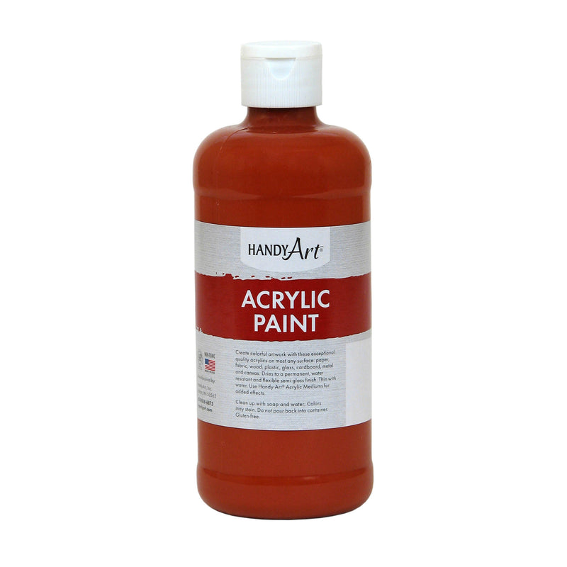 Acrylic Paint 16 Oz Venetian Red
