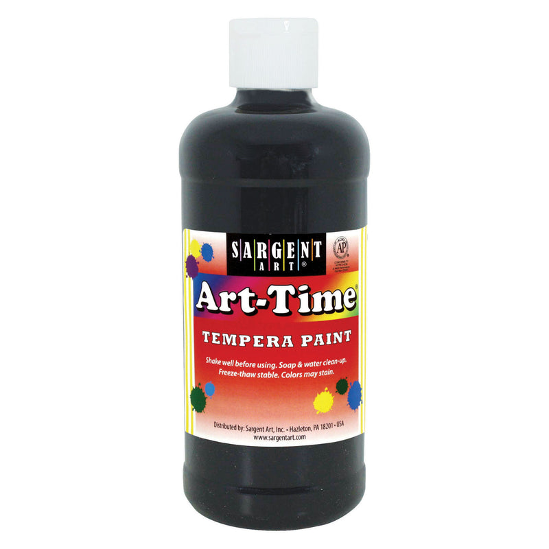 (12 Ea) Black Art-time 16 Oz