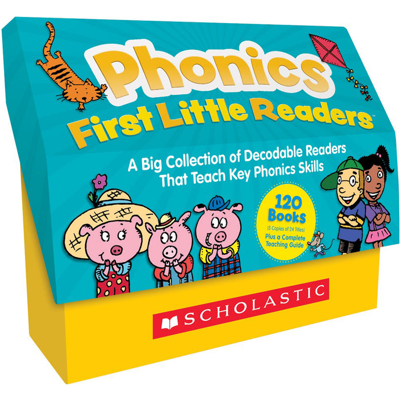 Phonics 1st Little Readrs Class St