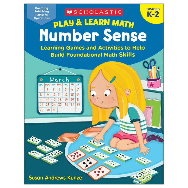 Play & Learn Math Number Sense