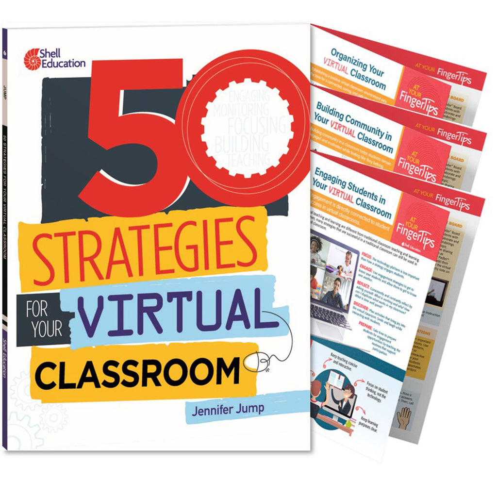 Virtual Classroom Strategies Bundle
