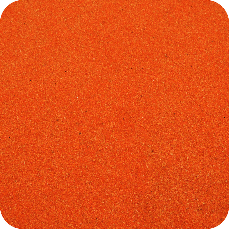 Classic Colored Sand 25lbs Orange