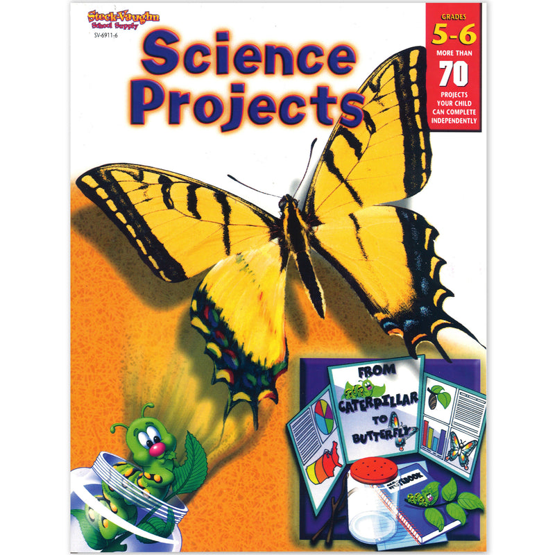 (2 Ea) Science Projects Grs 5-6