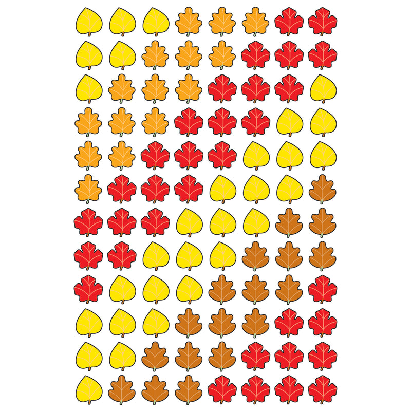 Supershapes Stickers Autumn 800-pk Leaves