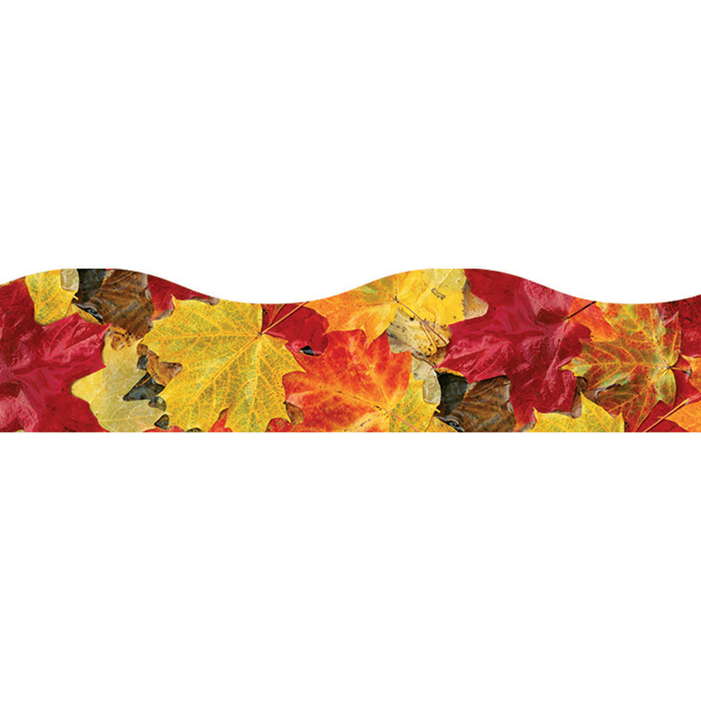 (6 Pk) Fall Leaves Terrific Trimmers New Wave