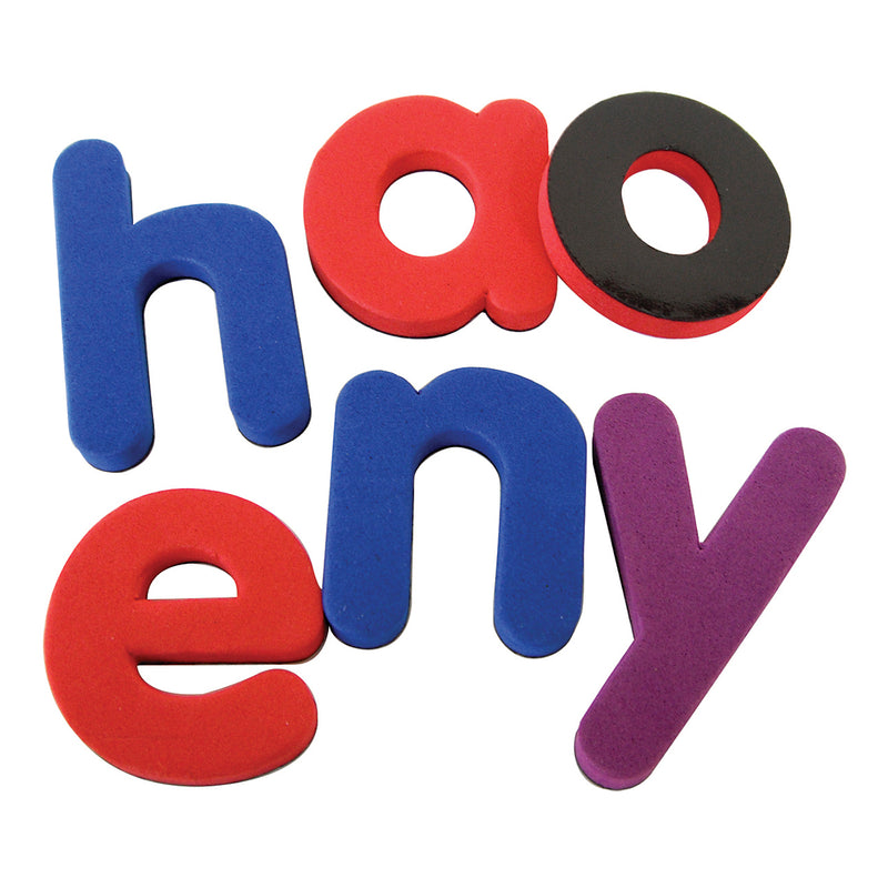 Magnetic Foam Lowercase Letters 40ct