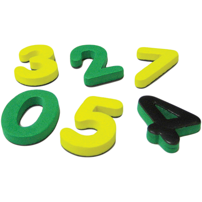 Magnetic Foam Small Numbers