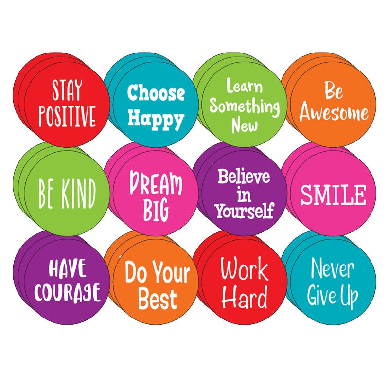 (3 Pk) Positive Sayings Carpet Markers Spot On