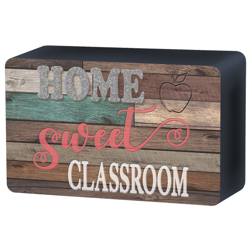 Home Sweet Classroom Board Eraser Magnetic