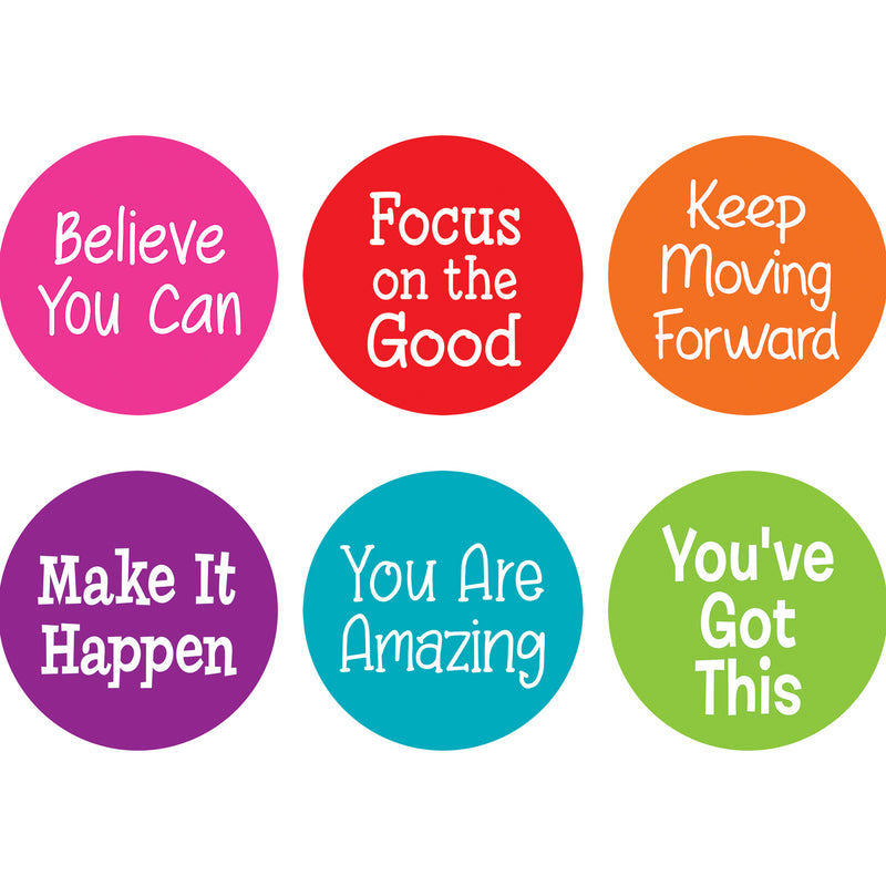Positive Sayings Carpet Markers 7in Spot On
