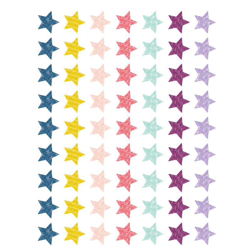 Oh Happy Day Stars Mini Stickers