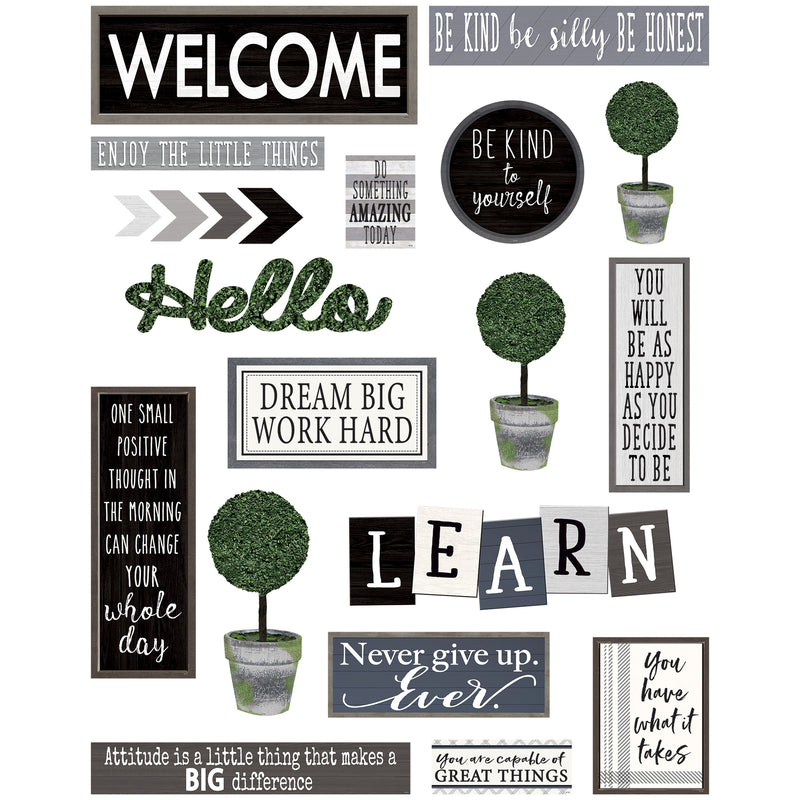 Modern Farmhouse Wall Decor Bb St Paper