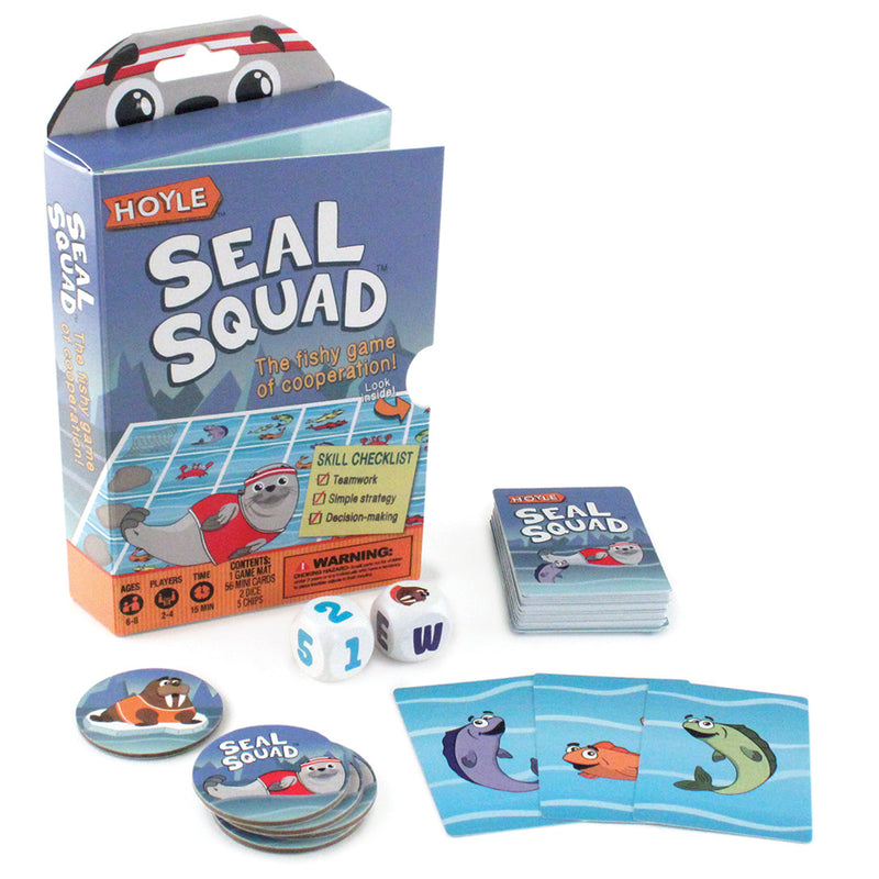Hoyle Seal Squad Children's Game