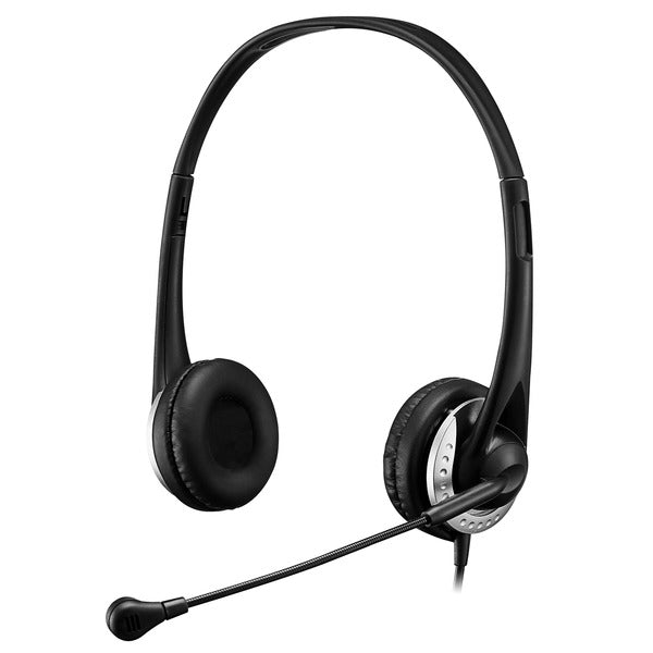 Xtream(TM) P2 Multimedia Headset with Microphone and Removable Earpads