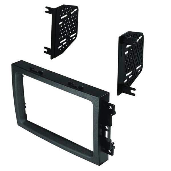 Double-DIN Dash Installation Kit for Chrysler(R), Dodge(R), and Jeep(R) 2004 to 2008