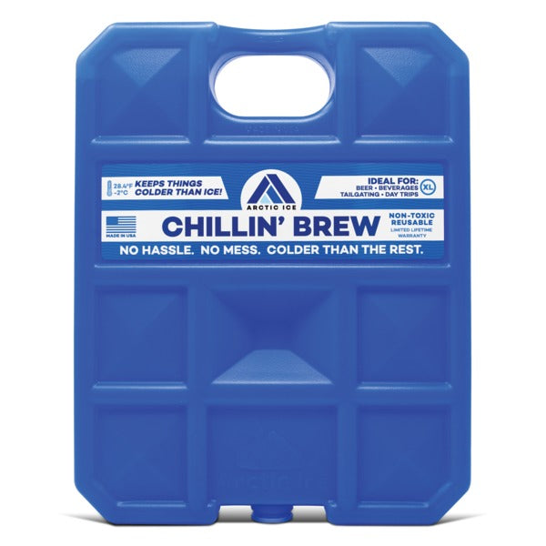 Chillin' Brew(TM) .75-Pound Ice Substitute