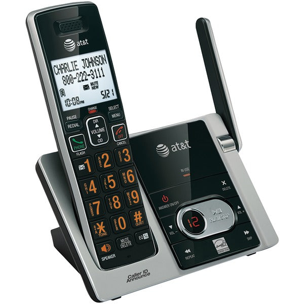 Cordless Answering System with Caller ID-Call Waiting (3-handset system)