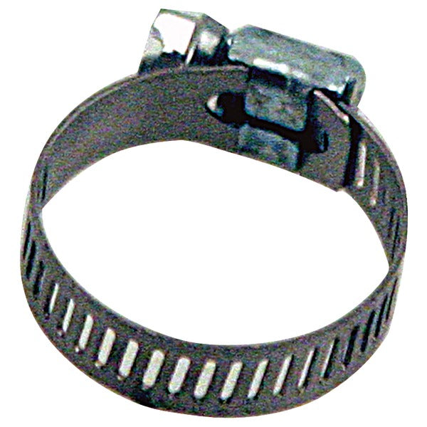 "Metal Worm Screw Clamp (Size 10, 1-2"" x 1 1-16"" dia)"