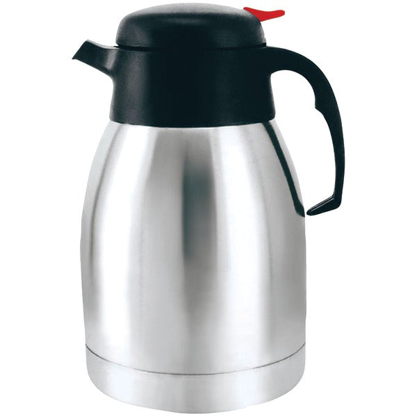 Vacuum-Insulated Stainless Steel Coffee Carafe (68 Ounces)