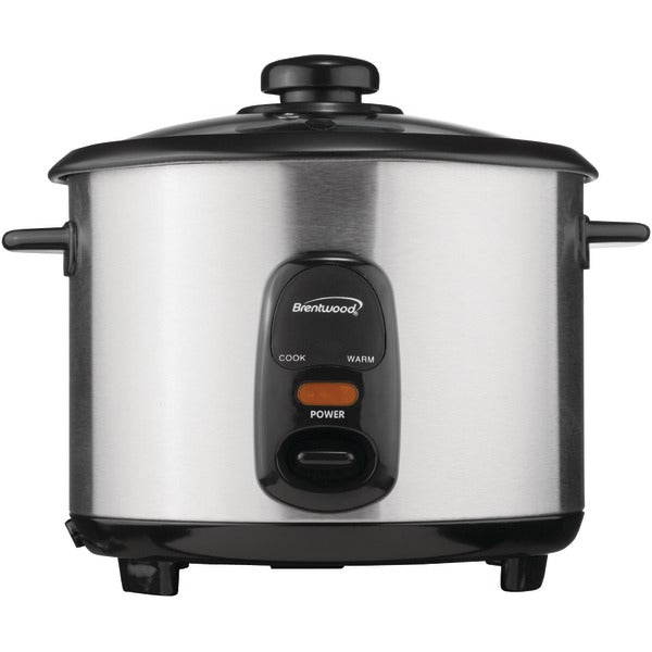 10-Cup Stainless Steel Rice Cooker