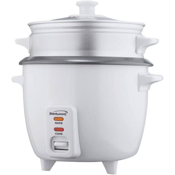 Rice Cooker with Food Steamer (15 Cups, 900 Watts)