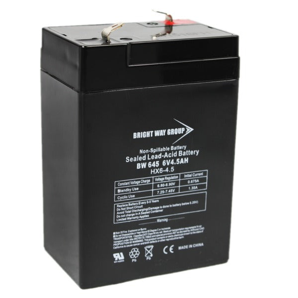 BWG BW 645 F1 Battery
