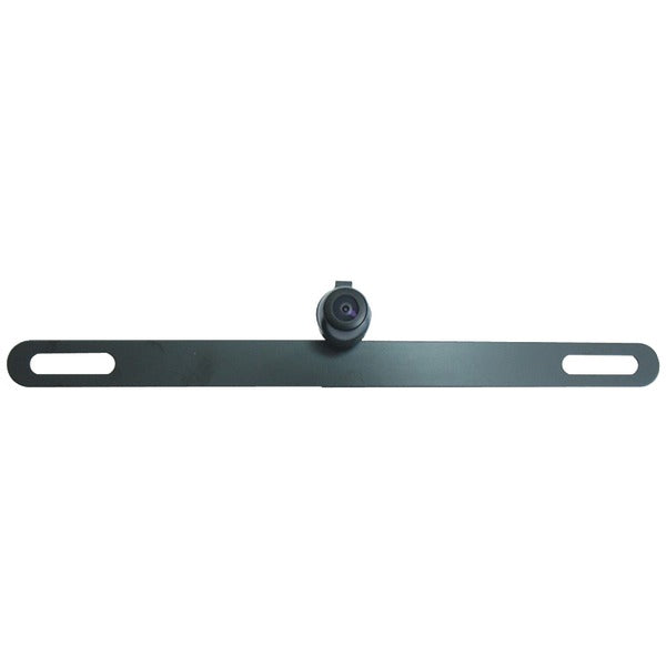 Concealed 170deg License-Plate Camera with Parking-Guide Line