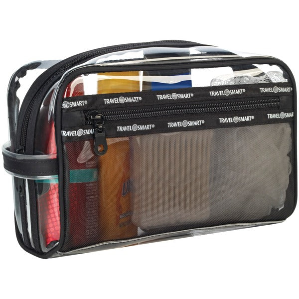Transparent Sundry Pouch-Cosmetic Bag